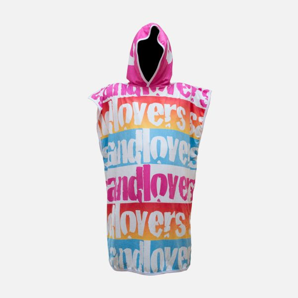Poncho Sandlovers Bademantel – PRO