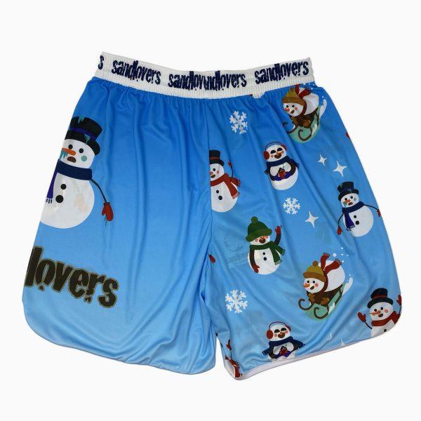 Pantaloncini Pattern Christmas Edition 2020 – Pupazzi