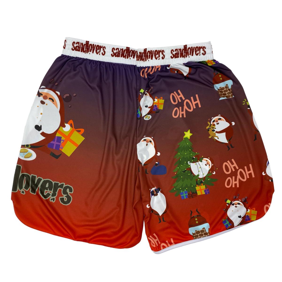 Pantaloncini Pattern Christmas Edition 2020 – Babbi