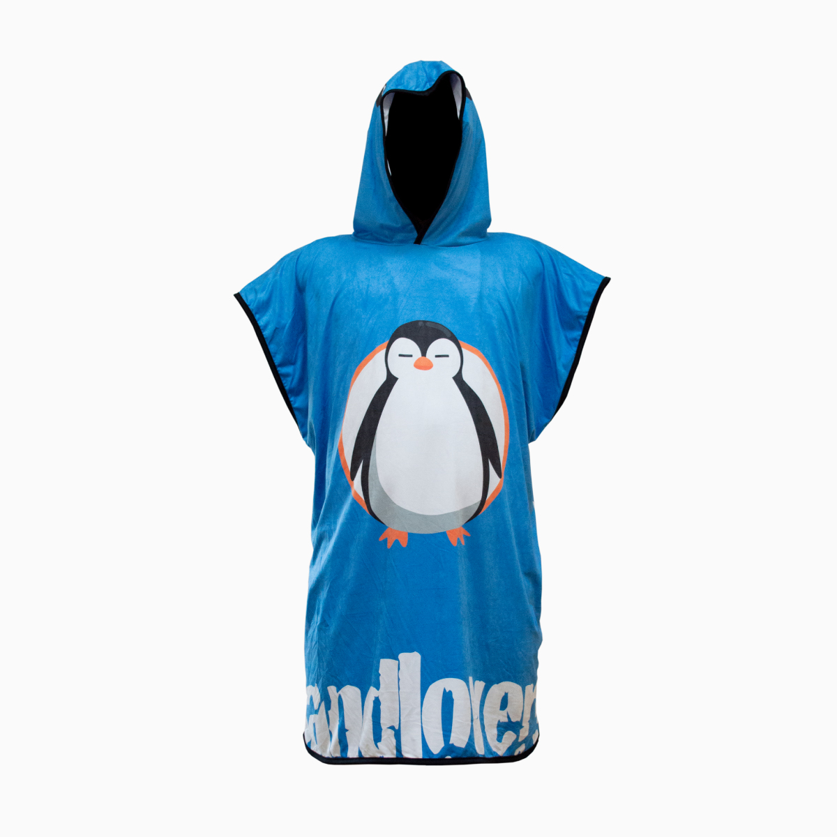 Accappatoio Poncho Sandlovers – Pinguino