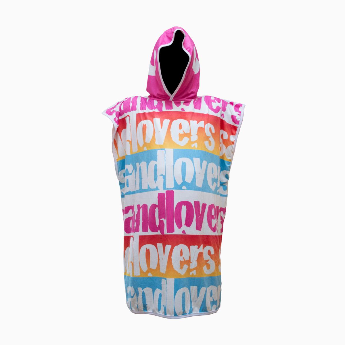 Accappatoio Poncho Sandlovers – PRO