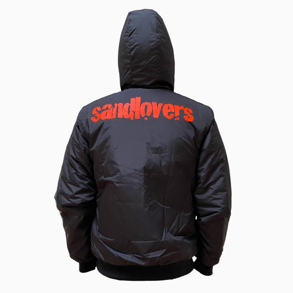 Giubbotto Sandlovers –  Nero