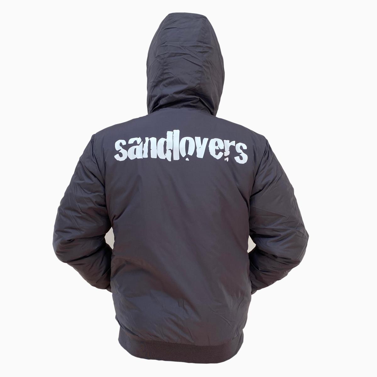 Giubbotto Sandlovers –  Grigio
