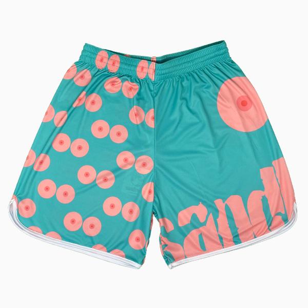 """Short Pattern 2021 – Seins (don de 3 € à la Fondation Umberto Veronesi pour le cancer féminin """"Pink is Good"""")"""