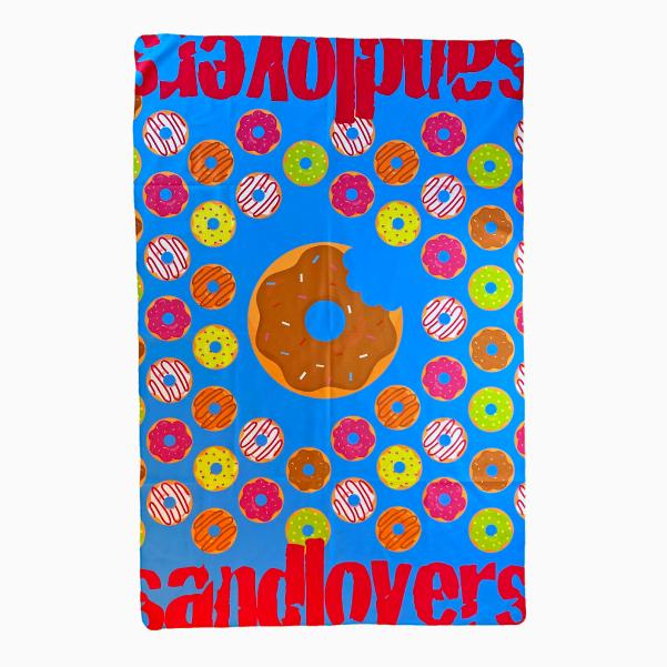 Telo Microfibra – Donuts