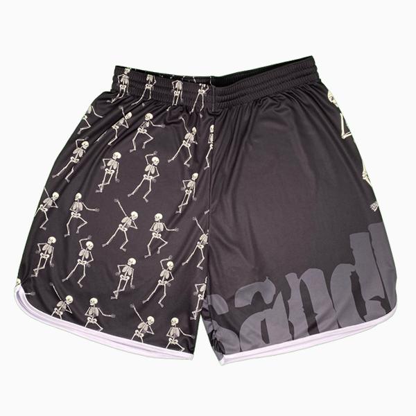 Pantaloncino Pattern Halloween Edition – Scheletro